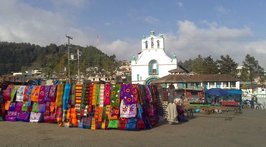 6° giorno: Comunita' Indigene San Juan Chamula e Zinacantan, Chapas