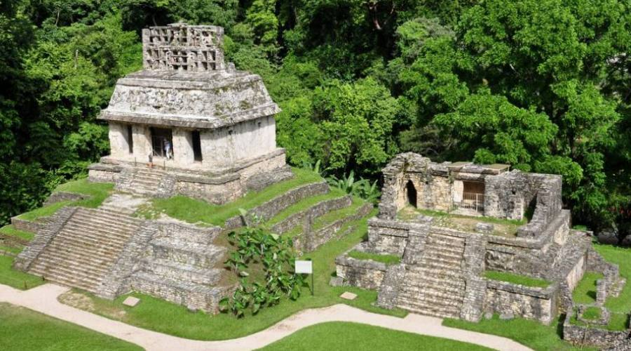 7° giorno: Palenque - Sito Archeologico, Chapas