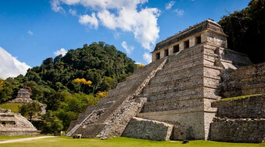 7° giorno: Palenque - Tempio delle Iscrizioni, Chapas