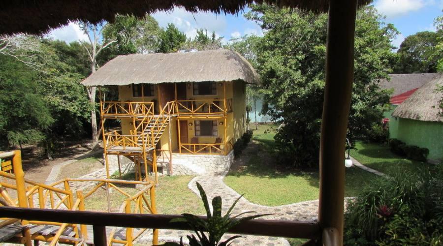 Sistemazione all'Eco Village di Chicannà o similare