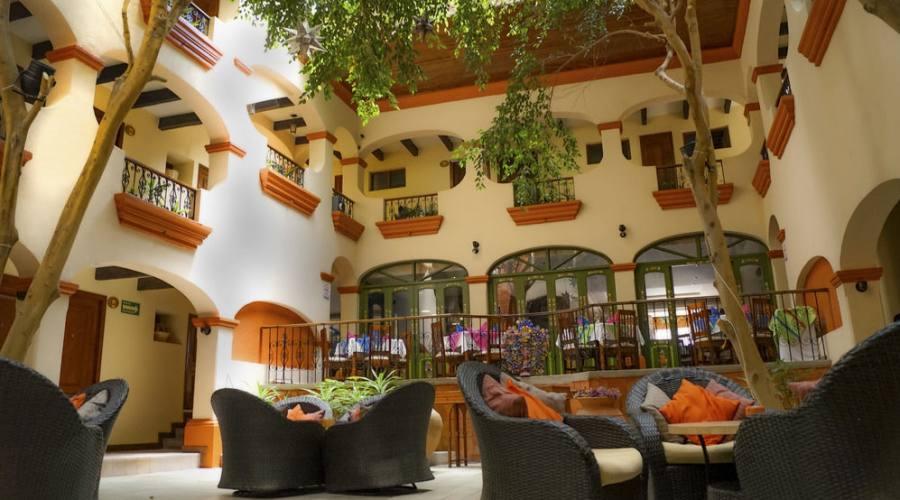 Sistemazione all'Hotel Mansion Della Valle o similare