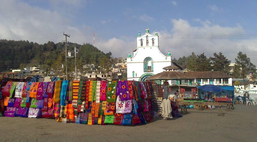 4° giorno: Chiesa Santo Domingo e Mercato Indigeno, Chapas