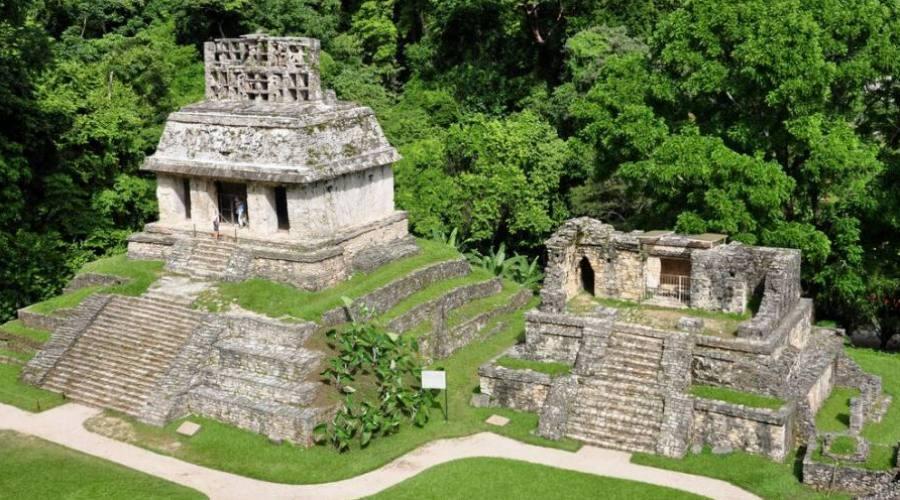 6° giorno: Palenque - Sito Archeologico, Chapas