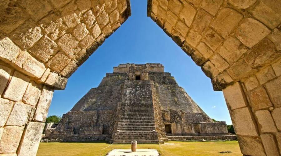 7° giorno: Sito Archeologico di Uxmal, Yucatan