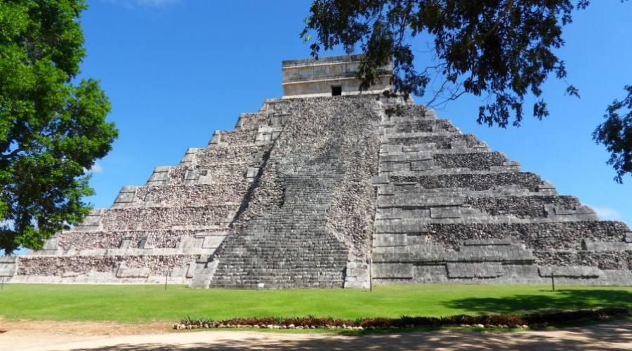 8° giorno: Chichen Itza - Tempio di Kukulcan, Yucatan