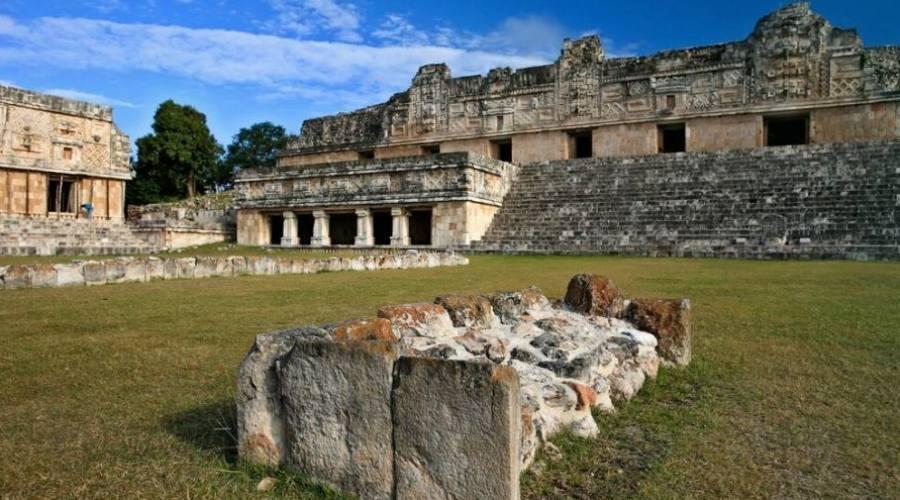 7° giorno:Sito Archeologico di Uxmal, Yucatan