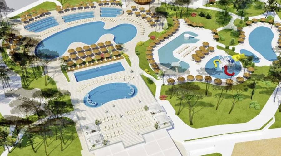 Progetto nuove piscine