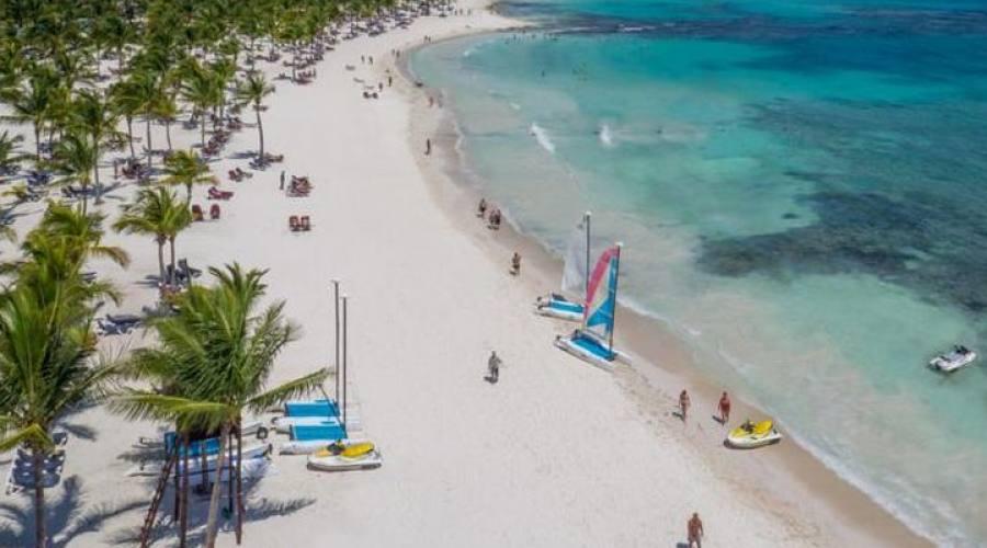 Barcelò Maya Beach : Vista Aerea