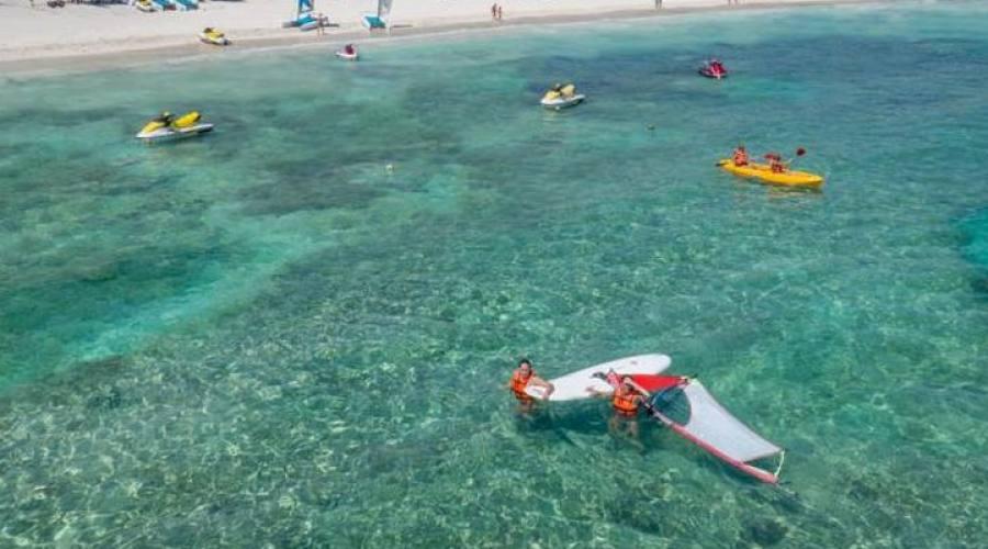 Barcelò Maya Beach : Mare