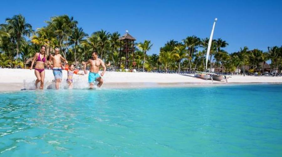 Barcelò Maya Beach: Spiaggia