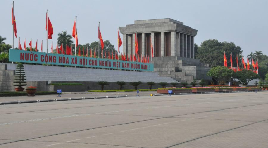Saigon: Temoio di Ho Chi Min
