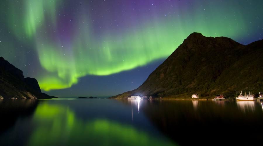 Aurora boreale (ystein Lunde Ingvaldsen_www.nordnorge.com)