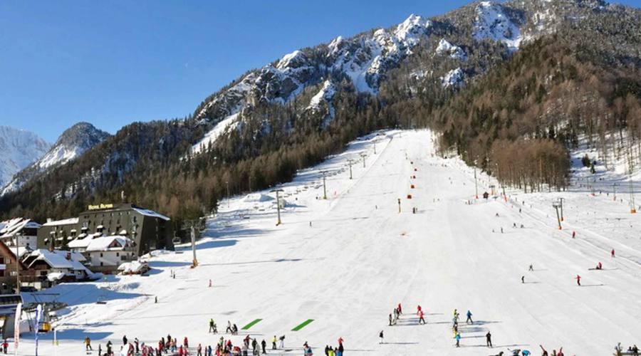 Capodanno sulla neve in slovenia hotel con piscina - Residence sulle piste da sci con piscina ...