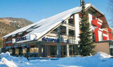 Capodanno sulla neve: divertimento e relax per tutti!!