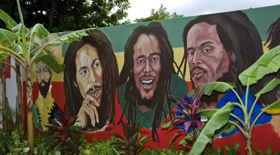 Raggae Bob Marley
