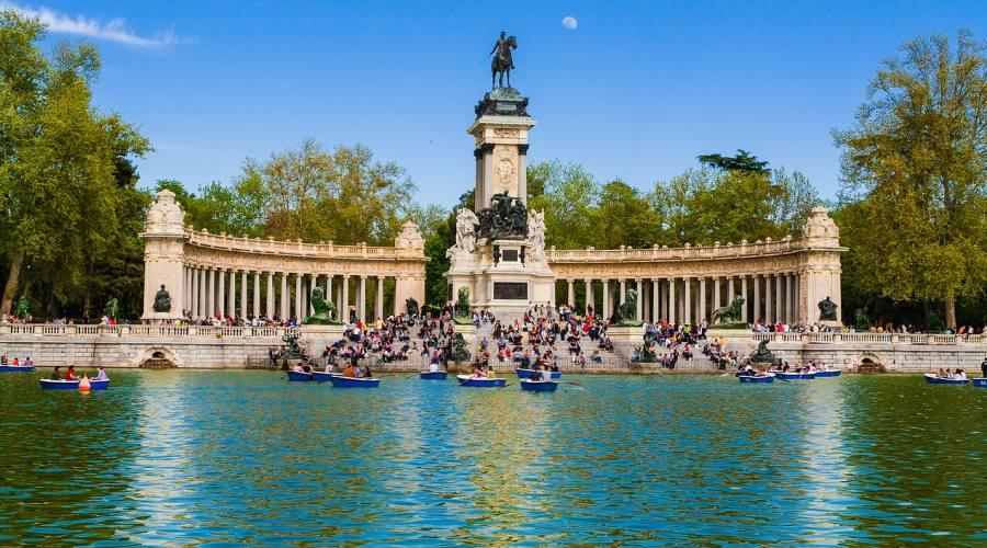 Parco Retiro Madrid