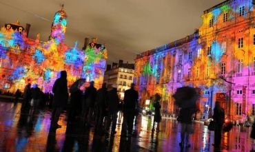 Festa delle Luci in Borgogna