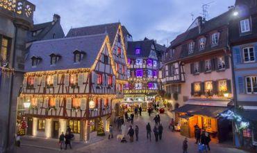 Mercatini di Natale a Colmar e nei borghi alsaziani