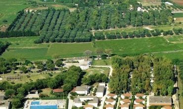Villaggio 3 stelle immerso in un parco di 6 ettari