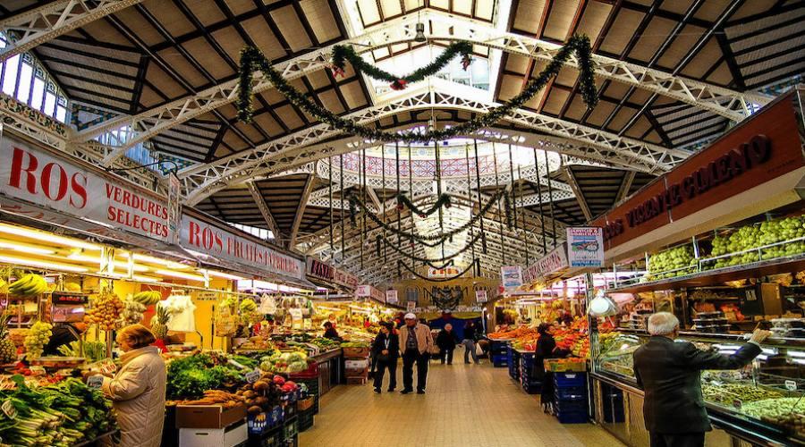 Mercato di Valencia
