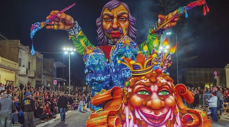 Speciale Carnevale 2018 a Malta