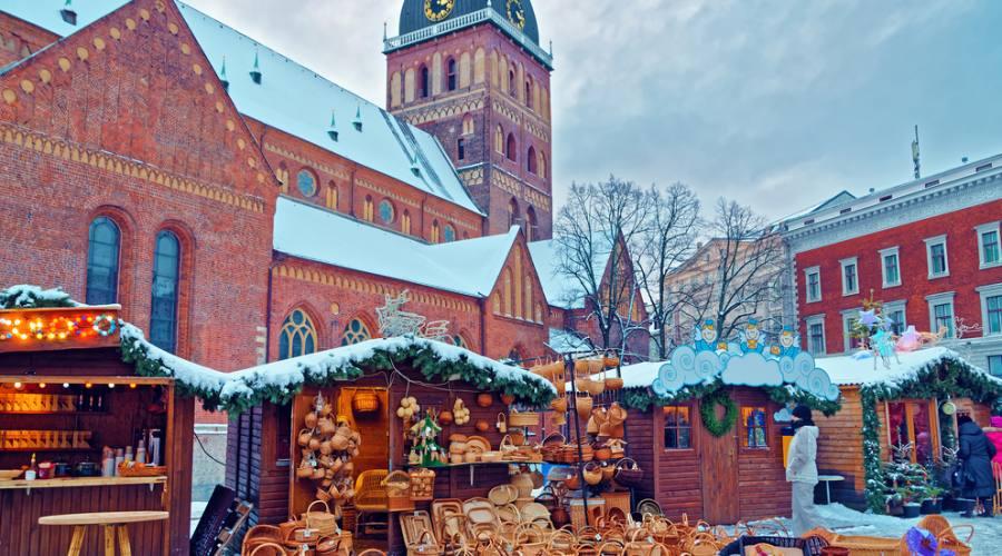 Tradizionale mercatino di Natale