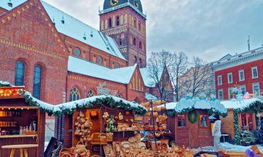Mercatini di Natale sul Baltico