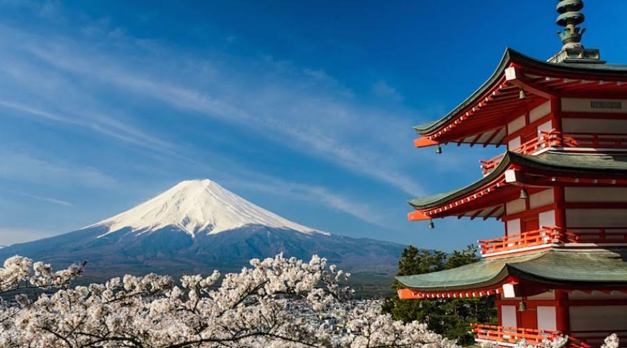 Monte Fuji - Panorama