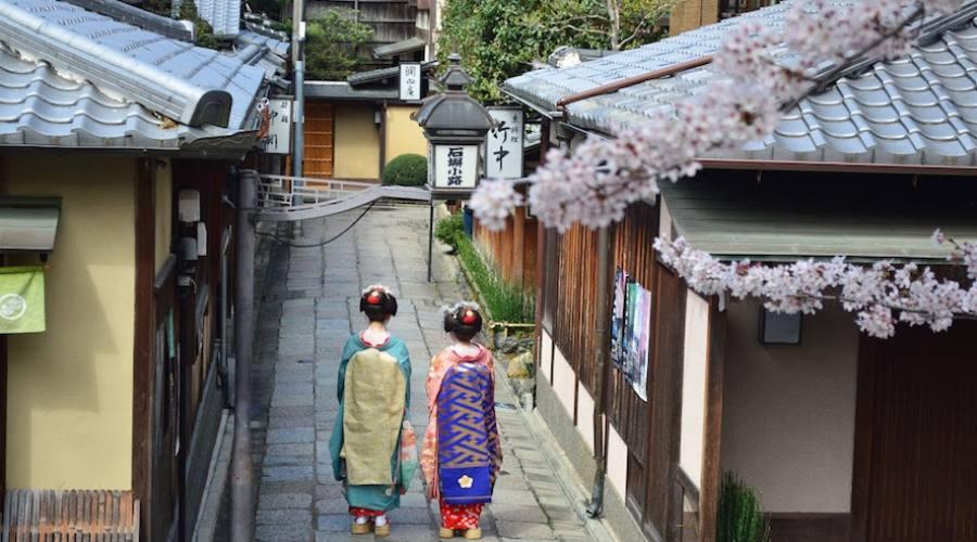 Kyoto - Quartiere Pontocho