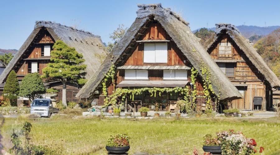 Shirakawa-go - patrimonio UNESCO