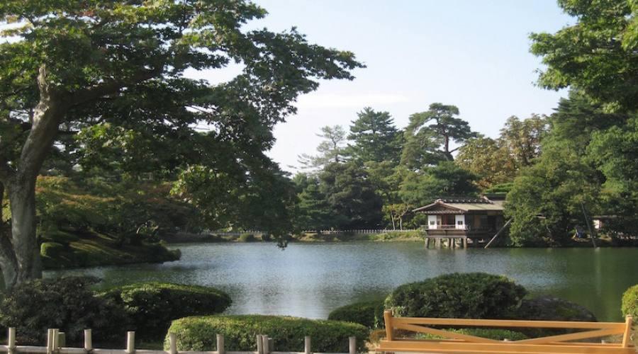 Kanazawa - Kenroku-en