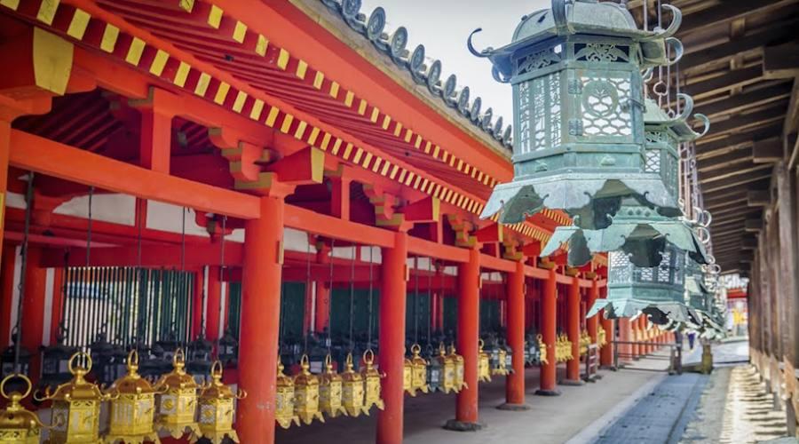 Nara - Tempio Kasuga