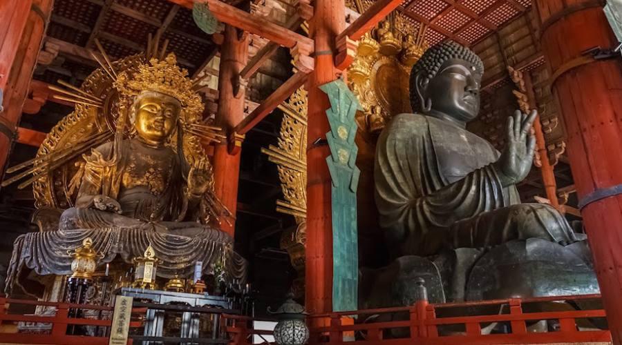 Nara - Grande Buddha