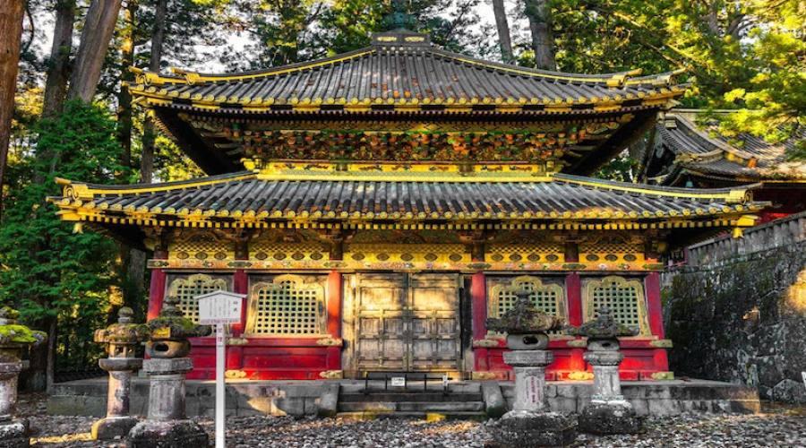 Nikko - tempio Toshogu