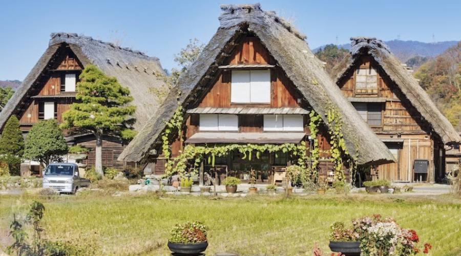 Shirakawago - Patrimonio UNESCO