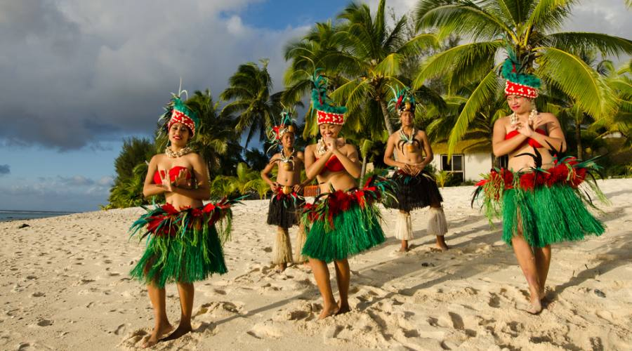 Benvenuti in Polinesia!