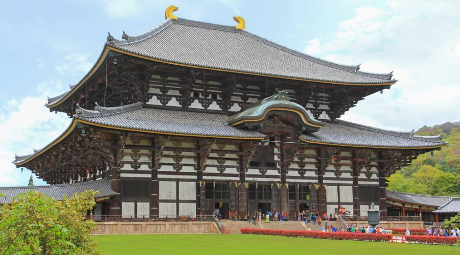 Tempio Todai-ji di Nara