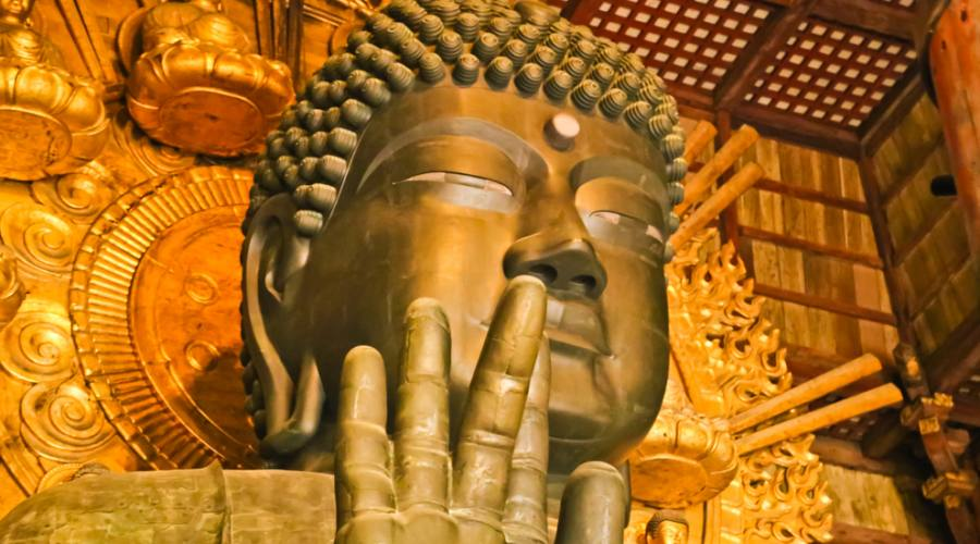 Il Grande Buddha di Nara