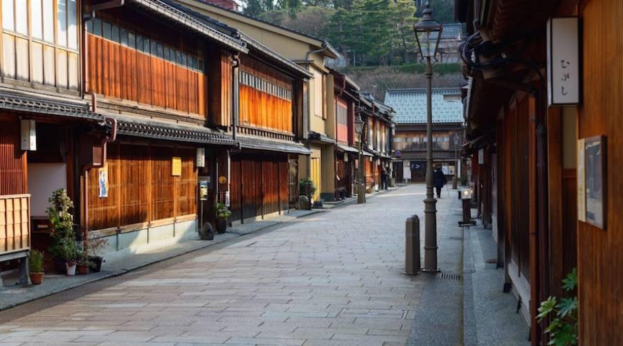 Tsumago - Abitazioni tipiche