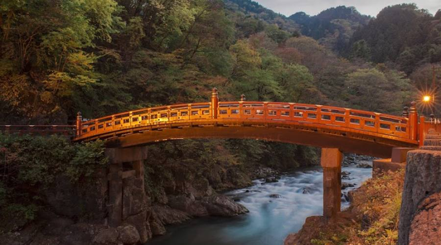 Nikko - Il ponte