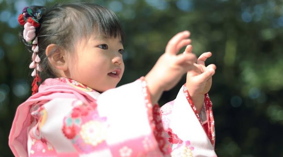 Kyoto - La festa dei bambini