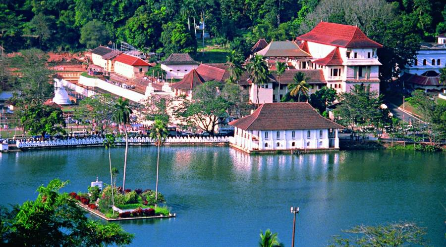 Kandy: Panorama