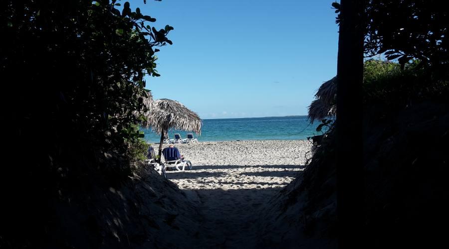 Passaggio per la spiaggia