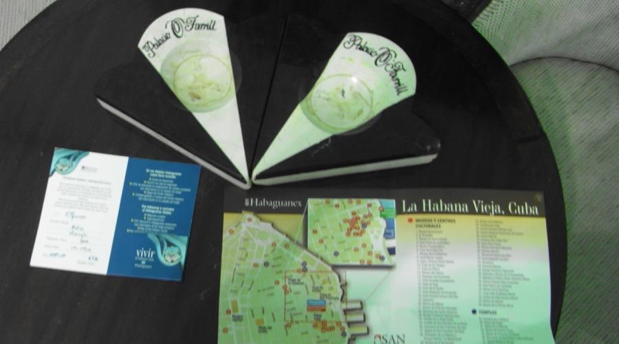 Mappa Avana