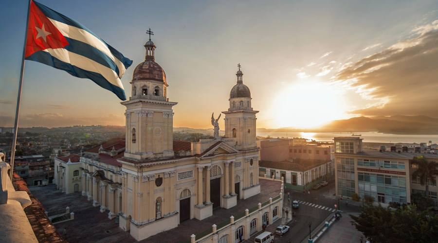 Cattedrale di Santiago de Cuba