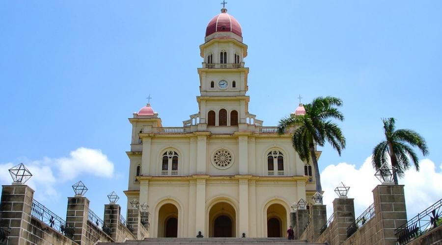 Santuario de la Virgen de la caridad, El Cobre