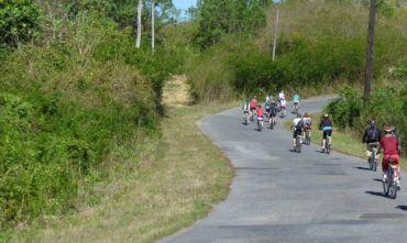 Cicloturismo ai Caraibi