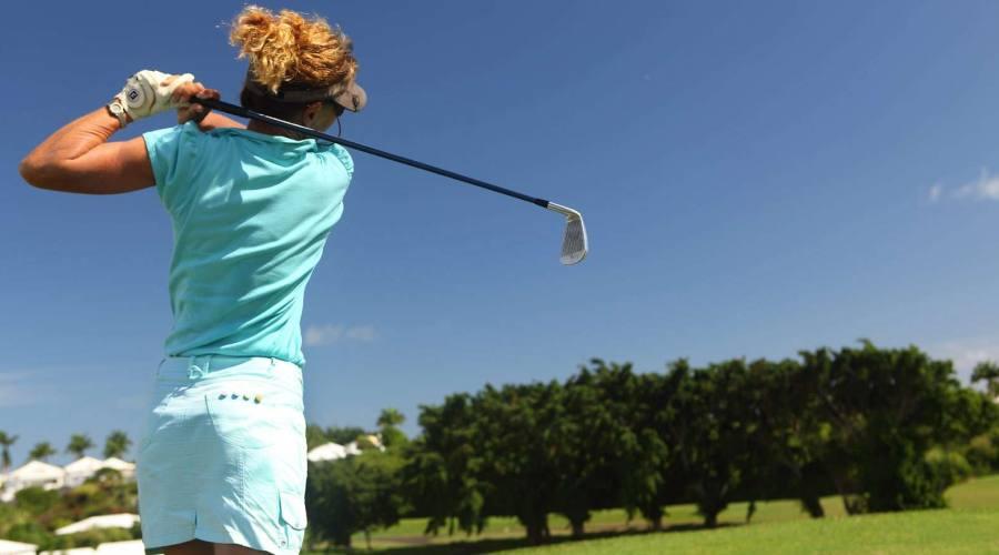 Il campo da golf internazionale a 18 buche