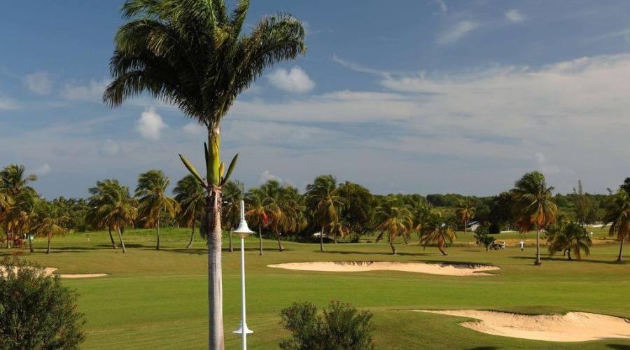 Il campo da golf progettato da Robert Trent Jones.