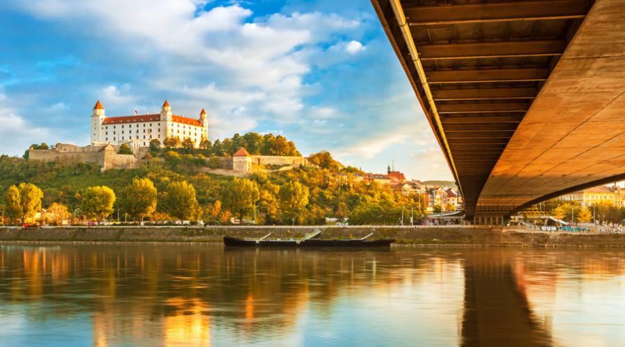 Bratislava, castello